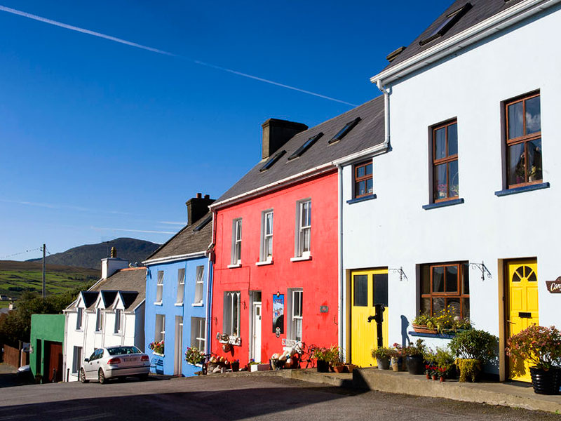 Allihies village, Beara Peninsula