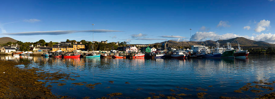 The fishing port of Castletownbere