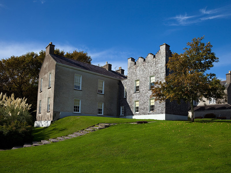 Derrynane House, home to 'The Liberator', Daniel O'Connell