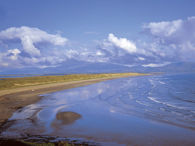 Inch Beach Dingle Peninsula