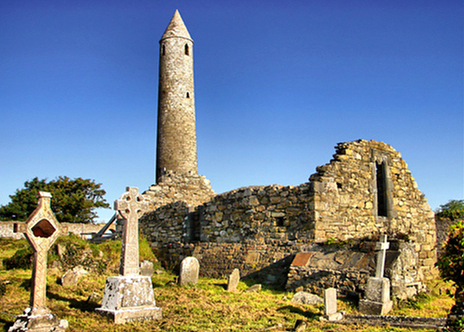 Rattoo Round Tower, Ballyduff