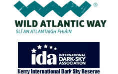 Wild Atlantic Way / Kerry Dark Sky Reserve